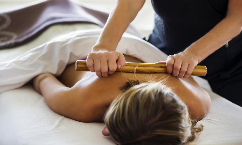 Holistic Bamboo Massage