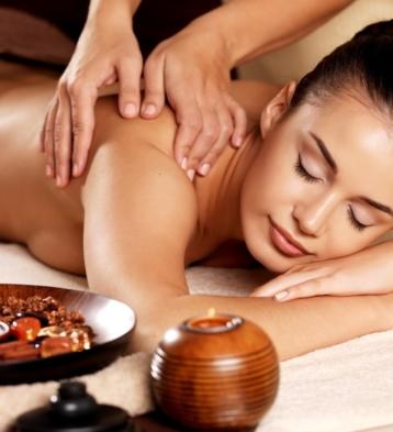Mese del massaggio Californiano somatosensoriale