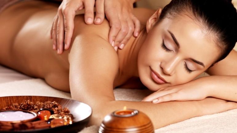 Luglio 2020: mese del massaggio Californiano